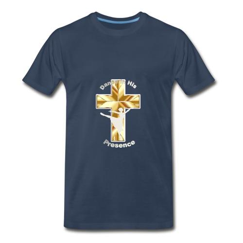 In His Presence Tee - Men's Premium T-Shirt