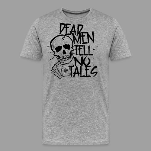 American Apparel No Tales Men's Tee - Men's Premium T-Shirt
