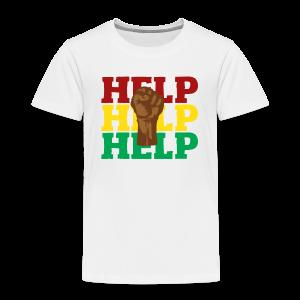 BLM-H2K - Toddler Premium T-Shirt