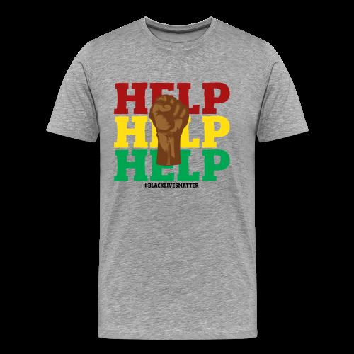 #BLM-M EXCLUSIVE - Men's Premium T-Shirt