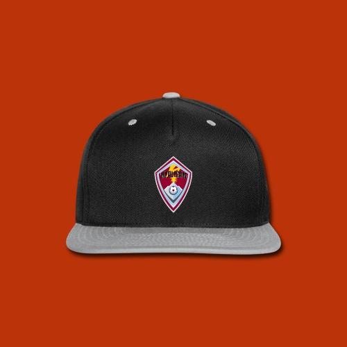 Banned In DCD - Snap-back Baseball Cap