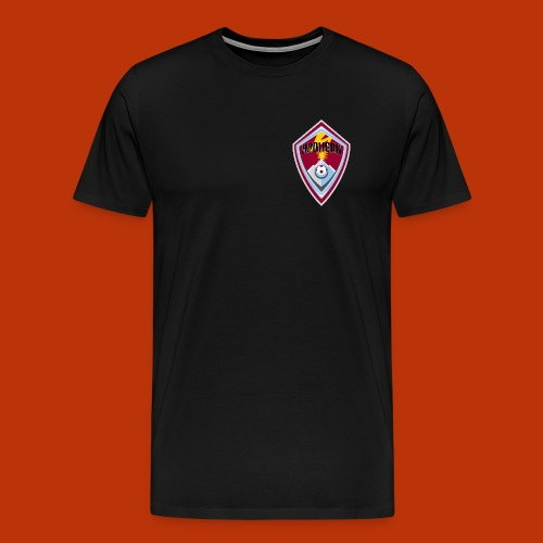 Banned In DCD - Men's Premium T-Shirt