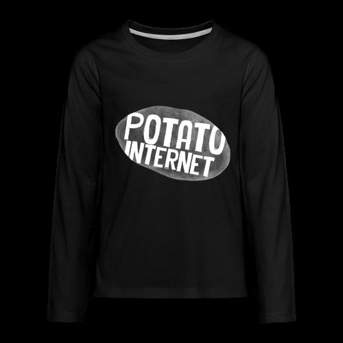 Kids PI Shirt - Kids' Premium Long Sleeve T-Shirt