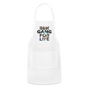 BBK Gang For Life T-Shirt - Adjustable Apron