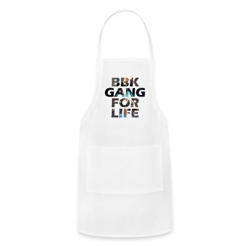 BBK Gang For Life T-Shirt - Adjustable Apron