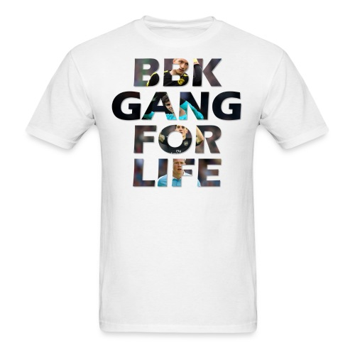 BBK Gang For Life T-Shirt - Men's T-Shirt