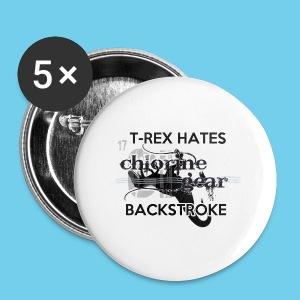 T-Rex Hates Backstroke