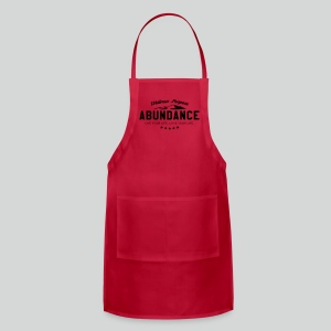 Women's T-shirt: Abundance - A Way of Life - Adjustable Apron