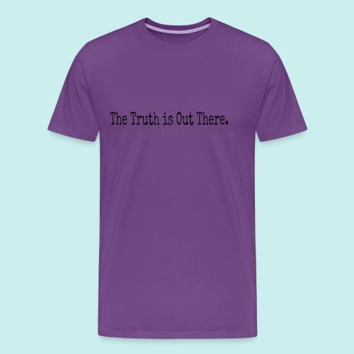 Flower Boy Mulder - Men's Premium T-Shirt