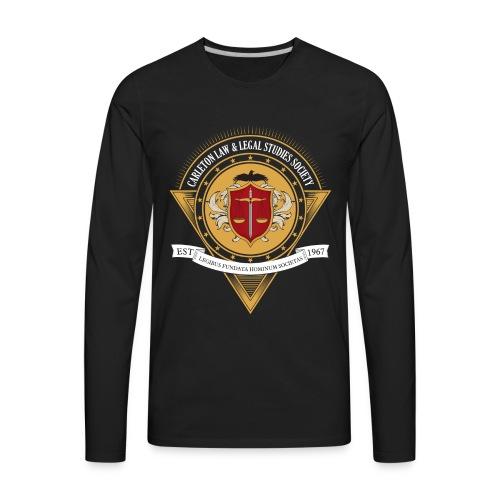 CLLSS Men's Tee - Men's Premium Long Sleeve T-Shirt
