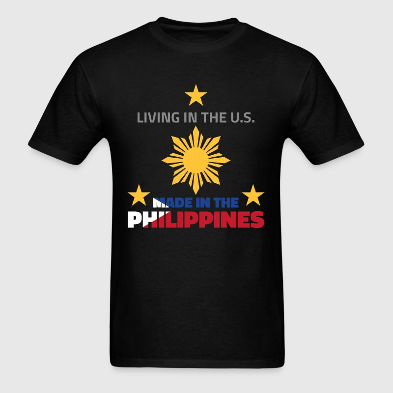 Made in the Philippines T-Shirts - Men's T-Shirt