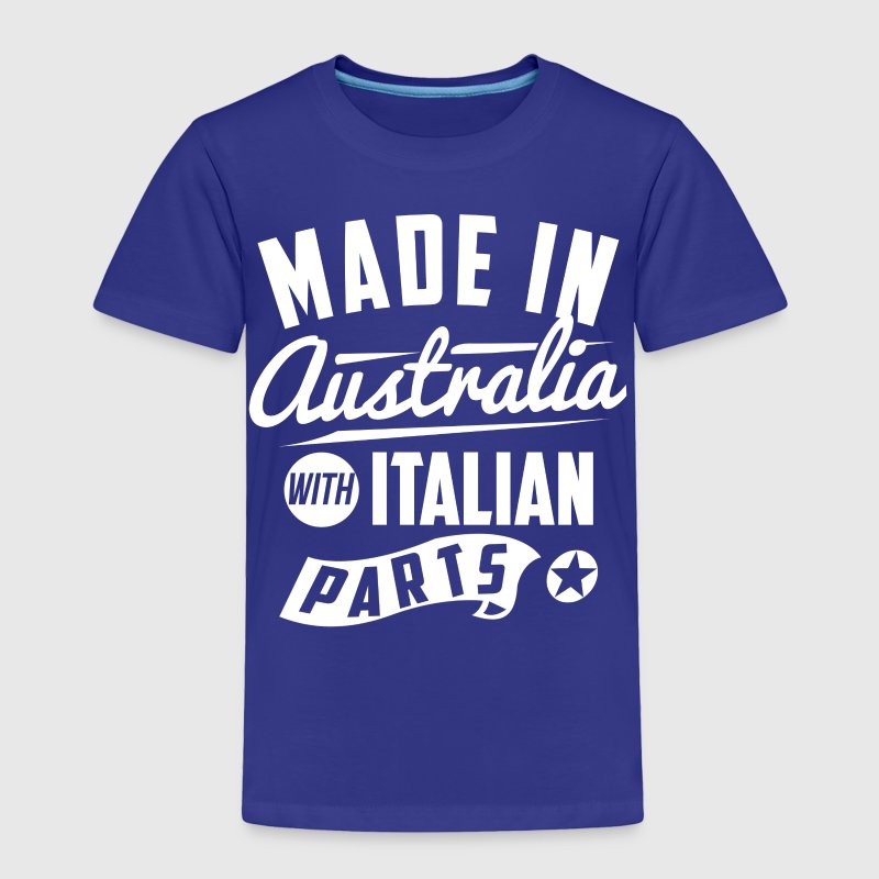 Australian Italian Baby & Toddler Shirts - Toddler Premium T-Shirt
