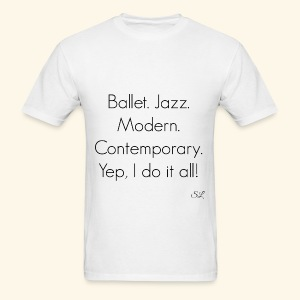 DANCER T-shirt by Stephanie Lahart  - Men's T-Shirt