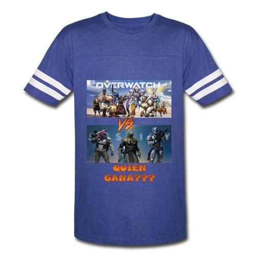 Ulti vs Super - Vintage Sport T-Shirt