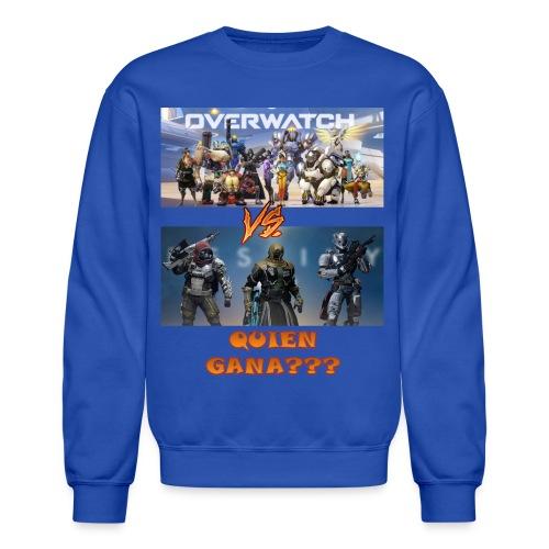 Ulti vs Super - Crewneck Sweatshirt