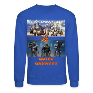 Ulti vs Super - Crewneck Sweatshirt