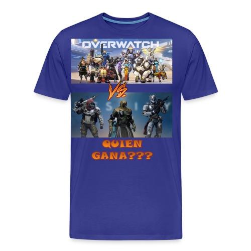 Ulti vs Super - Men's Premium T-Shirt