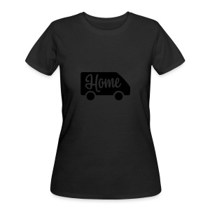 Home in a van - Women's 50/50 T-Shirt
