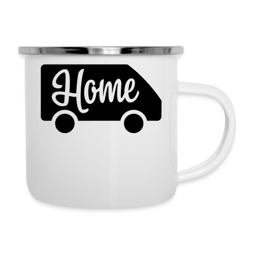 Home in a van - Camper Mug