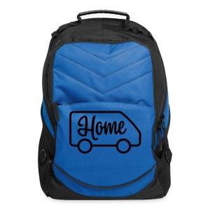 Home in a van - Computer Backpack