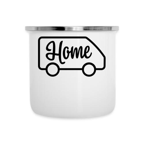 Home in a van - Camper Mug
