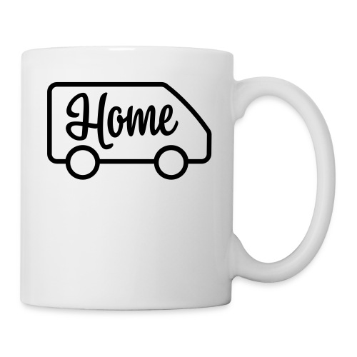 Home in a van - Coffee/Tea Mug