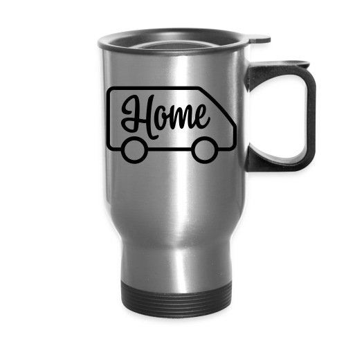 Home in a van - Travel Mug