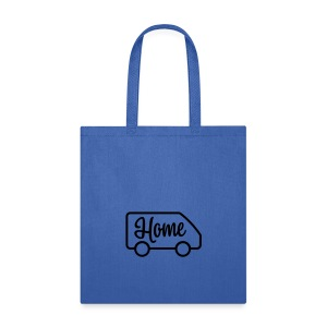 Home in a van - Tote Bag