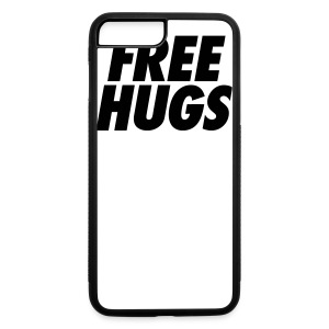 Free Hugs - iPhone 7 Plus/8 Plus Rubber Case