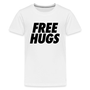 Free Hugs - Kids' Premium T-Shirt