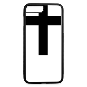 Jesus's Cross - iPhone 7 Plus/8 Plus Rubber Case