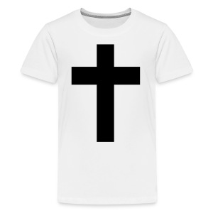 Jesus's Cross - Kids' Premium T-Shirt