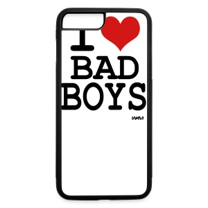 I Heart Bad Boys - iPhone 7 Plus/8 Plus Rubber Case