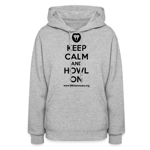 SIBU - Keep Calm Howl On