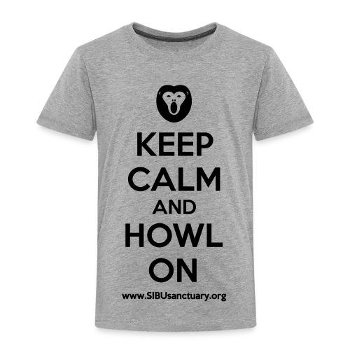 SIBU - Keep Calm Howl On