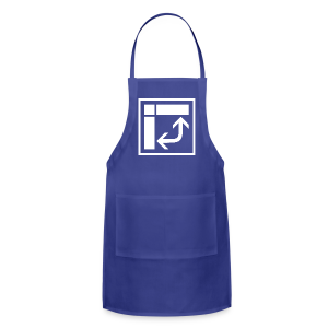 Pivot Table in Excel white - Adjustable Apron