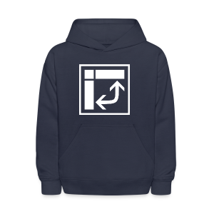 Pivot Table in Excel white - Kids' Hoodie