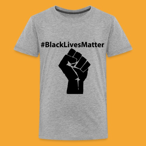 Black lives Matter 2 - Kids' Premium T-Shirt