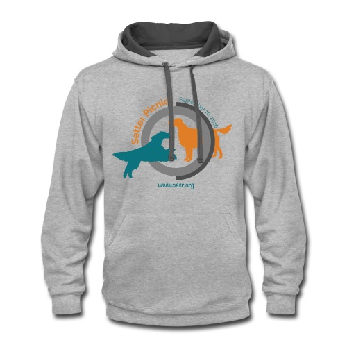 Women's Fit OESR Setter Picnic 2016 - Contrast Hoodie