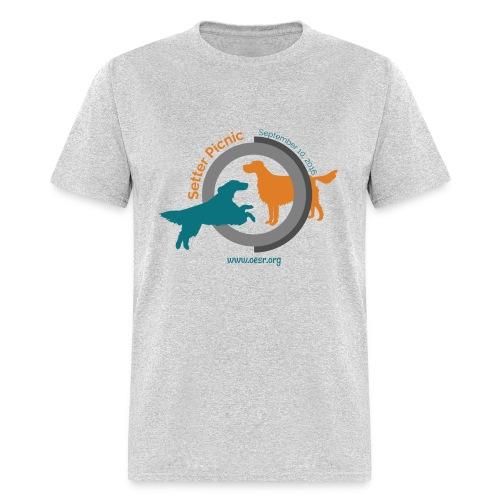 Women's Fit OESR Setter Picnic 2016 - Men's T-Shirt