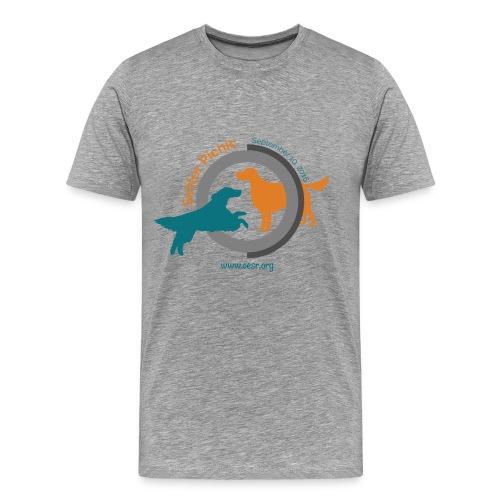 Women's Fit OESR Setter Picnic 2016 - Men's Premium T-Shirt