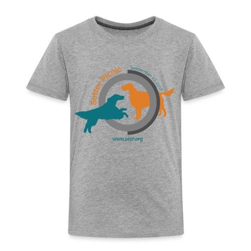 Women's Fit OESR Setter Picnic 2016 - Toddler Premium T-Shirt