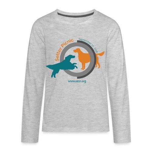 Women's Fit OESR Setter Picnic 2016 - Kids' Premium Long Sleeve T-Shirt