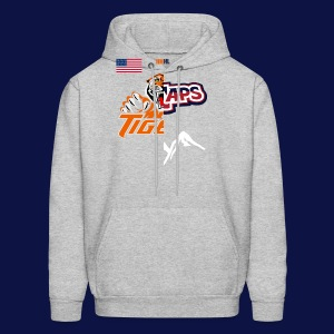 Tigers vs Ice Caps // House Divided - Men's Hoodie