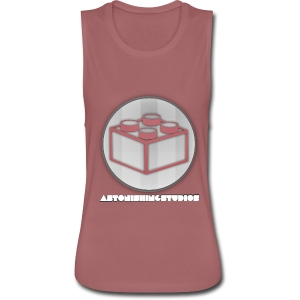 AstonishingStudios Tee - Women's Flowy Muscle Tank by Bella