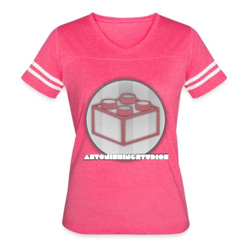 AstonishingStudios Tee - Women's Vintage Sport T-Shirt