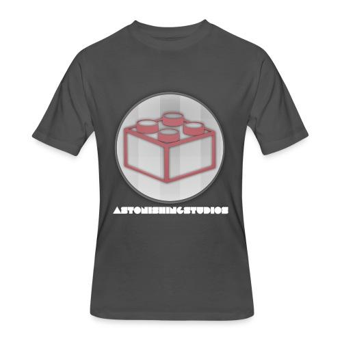 AstonishingStudios Tee - Men's 50/50 T-Shirt