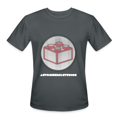 AstonishingStudios Tee - Men's Moisture Wicking Performance T-Shirt