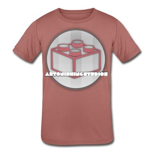 AstonishingStudios Tee - Kid's Tri-Blend T-Shirt