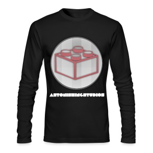 AstonishingStudios Tee - Men's Long Sleeve T-Shirt by Next Level